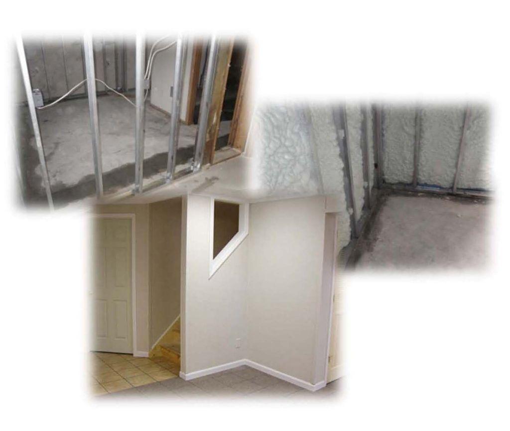 Basement Waterproofing: Leaking Wall Cracks